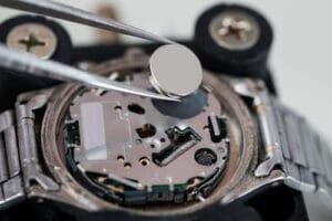 Uhren Batteriewechsel Frankfurt